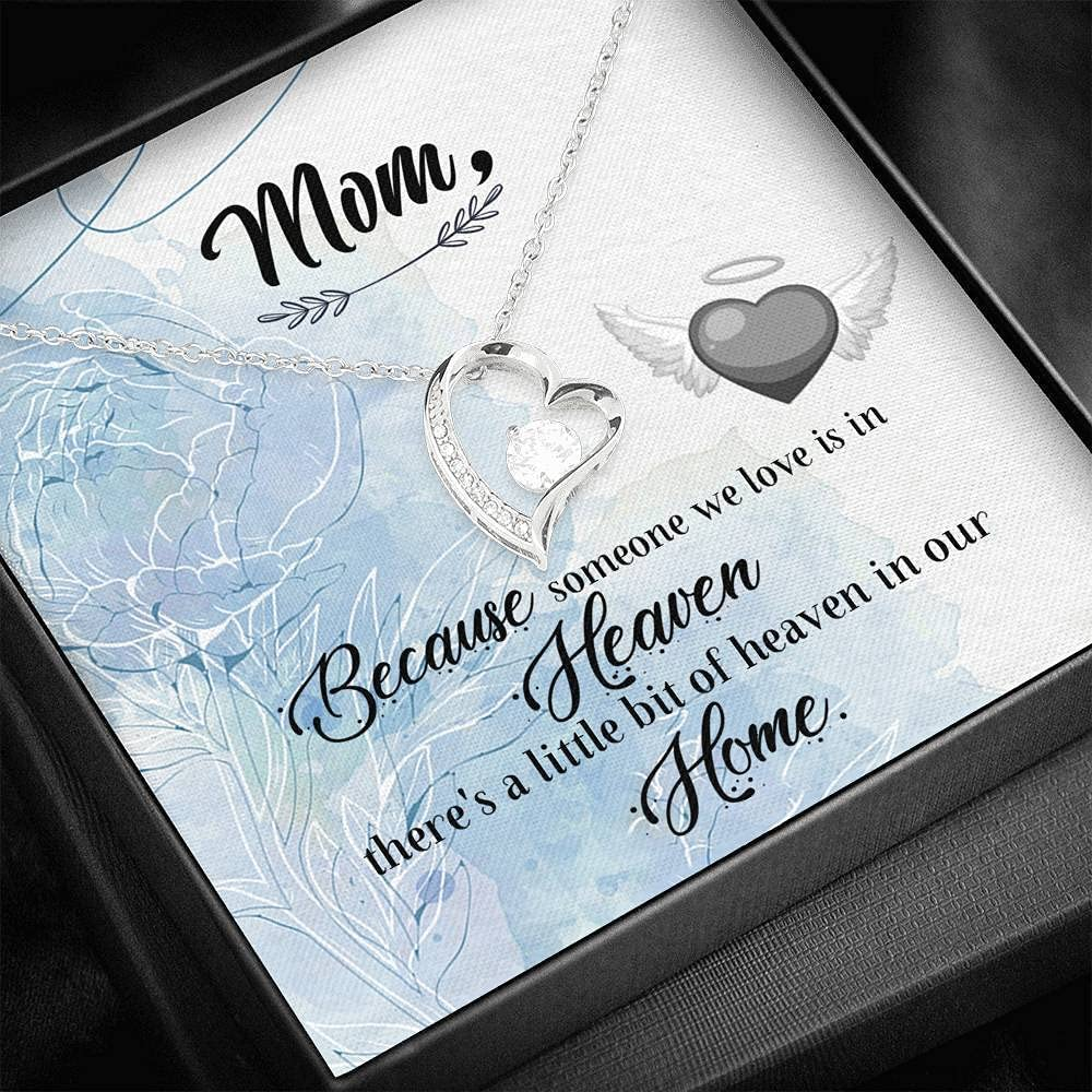 To My Chicago Mall Mom There're A National products Little Bit Our Heaven Necklace W Of In Home