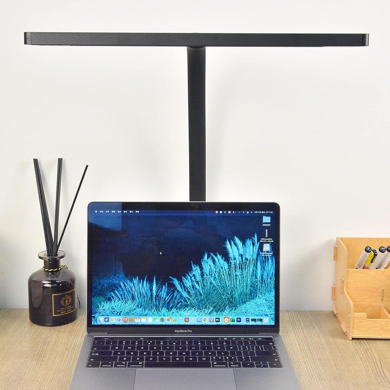 Guukin 14W Architect Clamp Task LED Desk Lamp  $16 Coupon