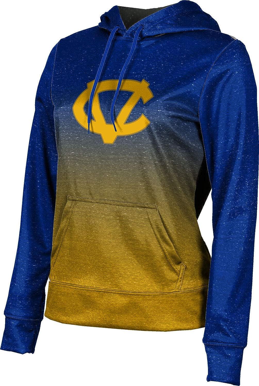 ProSphere D. H. Conley High School Girls' Pullover Hoodie, School Spirit Sweatshirt (Ombre)