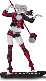 Entertainment Earth Harley Quinn Red White Black Harley Quinn Philip Tan Statue