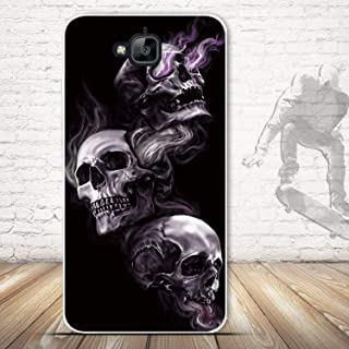 For Huawei Y6 Pro/Honor Play 5X / Enjoy 5 / Holly 2 Plus Case 3D Silicone Tpu Back Cover