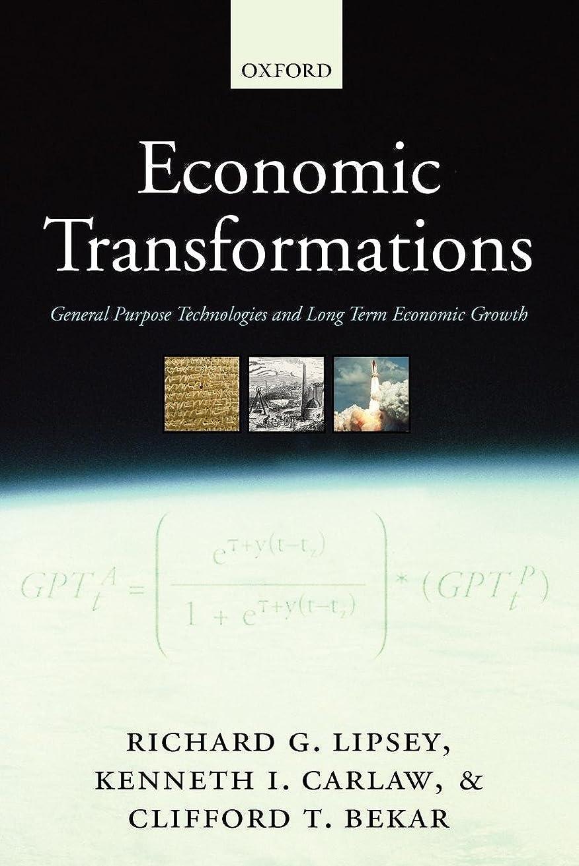 恒久的広まった対話Economic Transformations: General Purpose Technologies And Long-Term Economic Growth