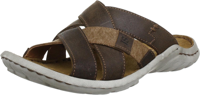 Josef Seibel Schuhfabrik GmbH Logan 08, Men's Sandals