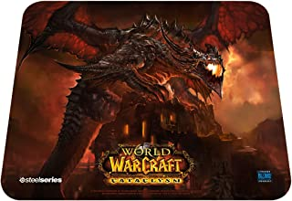 SteelSeries QcK Surface - World of Warcraft: Cataclysm - Deathwing Edition (PC)