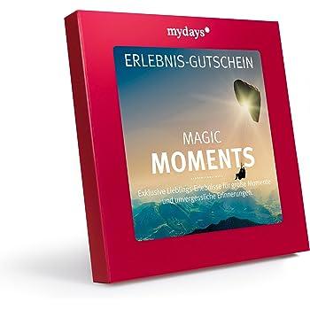 mydays Erlebnis-Gutschein 'Magic Moments'   1 bis 2 Personen, 75 Erlebnisse und Übernachtungen, 1055 Orte