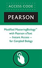 Modified MasteringBiology® with Pearson eText -- Instant Access -- for Campbell Biology