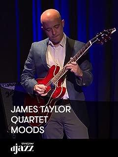 James Taylor Quartet - Moods