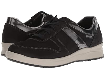 Mephisto Rebeca (Black Bucksoft/Grey Magic) Women
