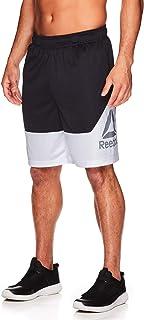 Reebok Men's Drawstring Shorts - Athletic Running & Workout Short w/Pockets