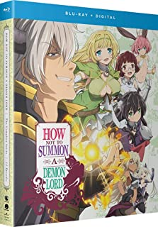 How Not To Summon A Demon Lord: The Complete Series [Blu-ray]
