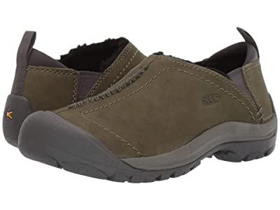 Keen Kaci Winter (Oliveine/Steel Grey) Women