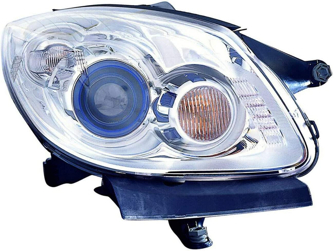 Passenger Side HID Head Dealing full price reduction Reservation Light 2008-2 GM2503311 22777956 Assembly