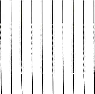 プロクソン(PROXXON) コッピングソウテーブル専用 糸鋸刃中目10本 【木工・金工用】 No.28095