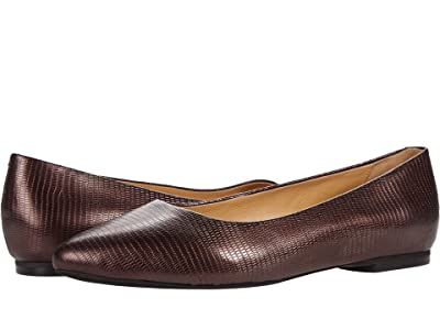 Trotters Estee (Burgundy Leather) Women