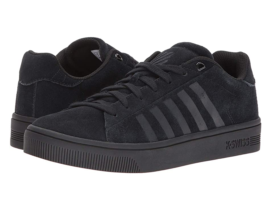 K-Swiss Court Frasco SDE (Black/Black) Women