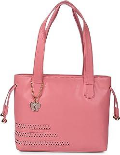 Butterflies Women Handbag For Ladies and Girl's (Dark Peach) (BNS 0608DPCH)
