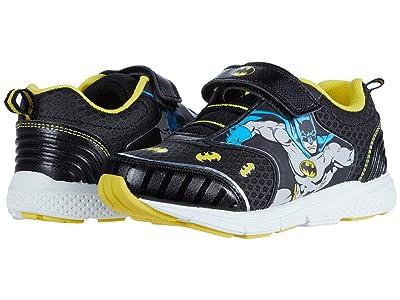 Josmo Kids Batman Sneaker (Toddler/Little Kid) (Black/Yellow) Boy