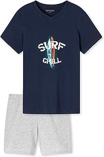 Schiesser Jungen Schlafanzug Kurz Juego de Pijama para Niños