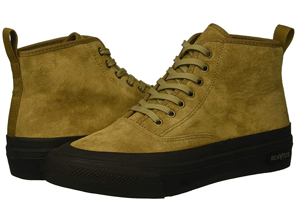 SeaVees Mariners Boot Pig Suede (Desert) Men