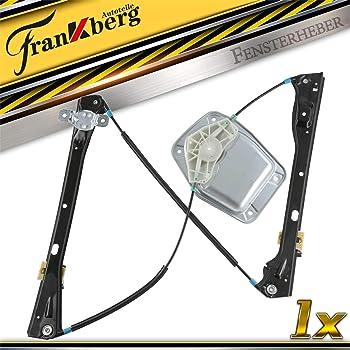 Frankberg 2X Fensterheber Eektrisch Vorne Links Rechts f/ür Altea 5P1 5P5 5P8 Toledo III 5P2 MPV 2004-2018 5P0837461