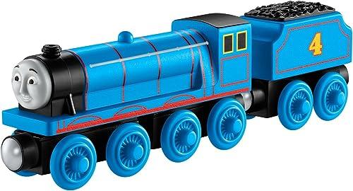 Mattel Fisher-Price Y4073 - Thomas und seine Freunde Holzlokomotive Gordon,