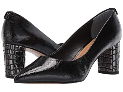 J. Renee Vaneeta (Black Patent) High Heels