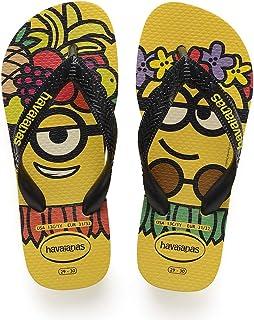 c77209ae1 Moda - Amarelo - Chinelos de Dedo / Calçados na Amazon.com.br