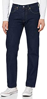 Levi's 501 Original Fit Jeans Vaqueros, Azul (Onewash 0101), 40W / 32L para Hombre