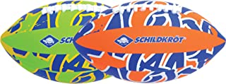 Schildkroet-Funsports Unisex's Neoprene American Football, Multi-Colour, Small