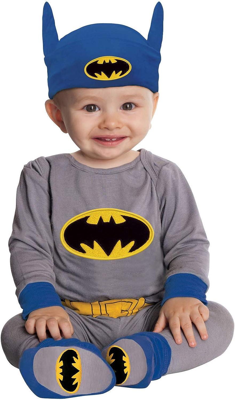Rubie's Costume Co Batman Onesie (Gy Bu) Costume 1218 Months Costume