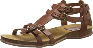 Kickers Ana, Sandales Bout Ouvert Femme
