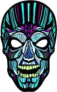 full face latex halloween masks