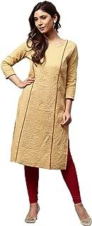 Jaipur Kurti Women's Cotton Straight Kurta