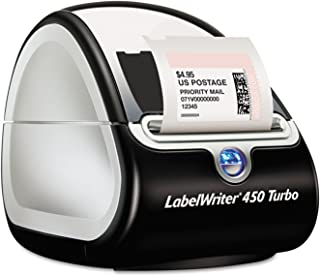 DYMO Label Printer | LabelWriter 450 Turbo Direct Thermal Label Printer, Fast Printing, Great for Labeling, Filing, Mailin...