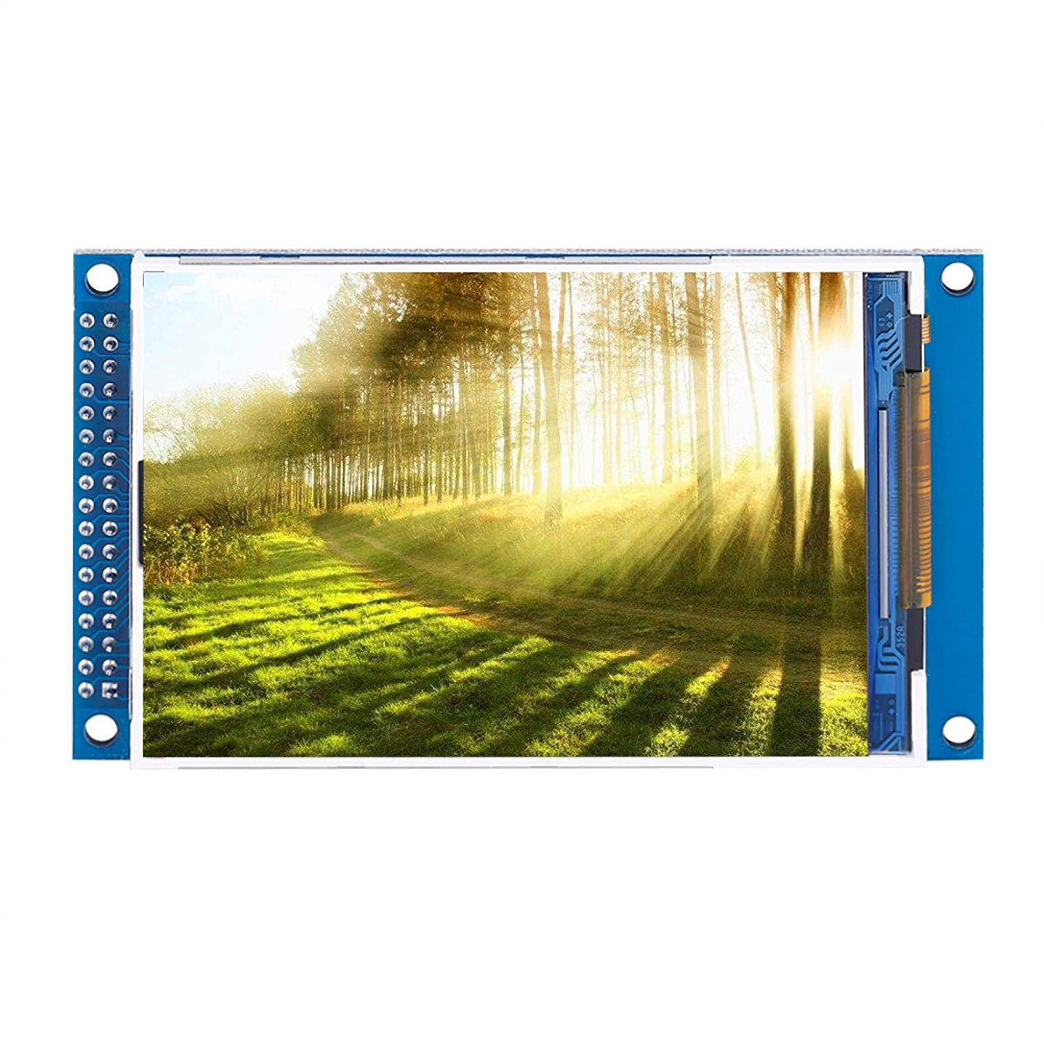 Display Module Board 3.5 Inch Indefinitely LCD Wide for Sale Special Price Viewing Video