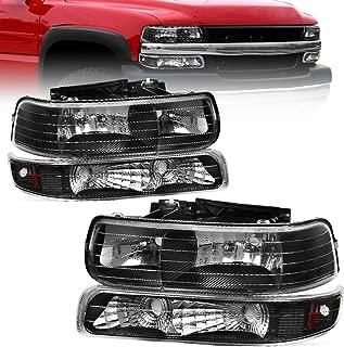 2002 chevy silverado 1500 halo headlights