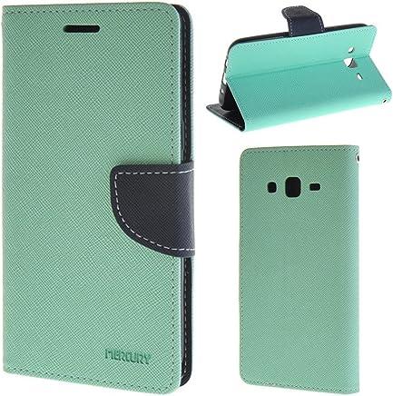 480b49ee2c8 HUANGTAOLI Fundas y Carcasas protección Carcasa Cover para Samsung Galaxy  Grand Prime Value Edition (SM