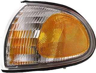 Winnebago Chieftain 1998-2001 RV Motorhome Left (Driver) Replacement Front Corner Park Light