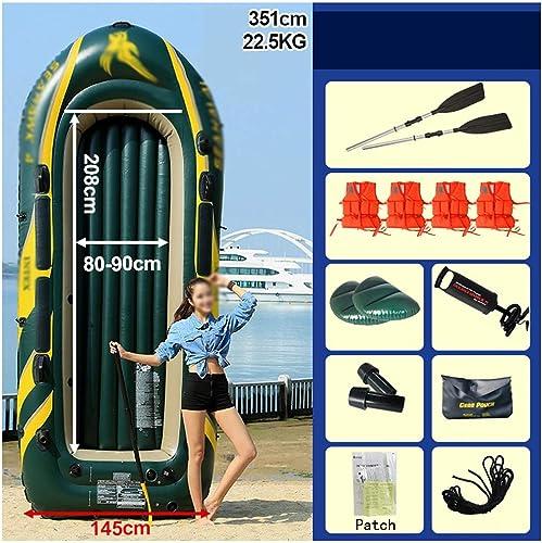 Ljf Kayak d'été, Peau Rugueuse, Viande épaisse, Grosse tête, Stationnaire Stable, 351x145cm