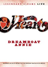 Dreamboat Annie Live