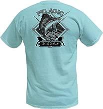 PELAGIC Men's Sailfish Company Fishing T-Shirts