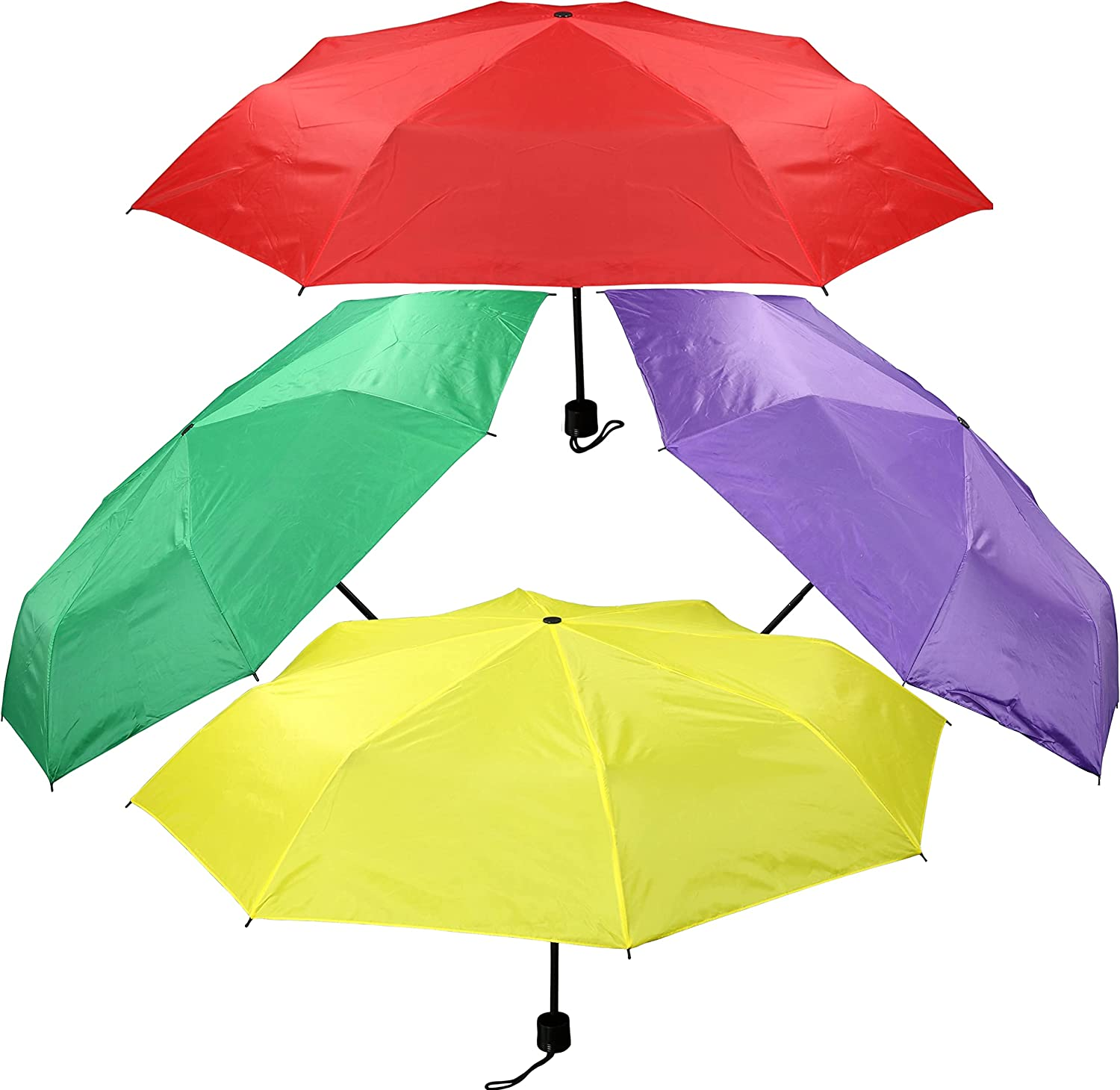 Fashion Iconikal Manual Collapsible Folding 42-inch Diameter Some reservation Umbrella