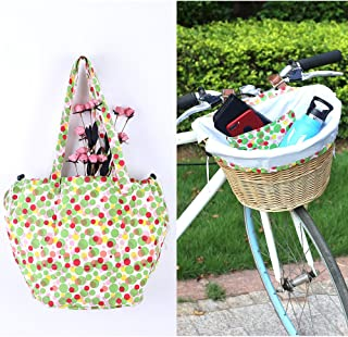 Best bicycle basket with lid Reviews
