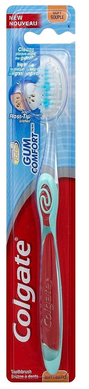売る南東回復するColgate ガムコンフォート歯ブラシソフト(5パック)
