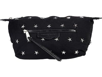 Rebecca Minkoff Cosmetic Pouch (Black) Handbags