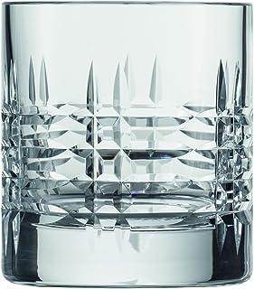 Schott Zwiesel Basic BAR Classic 6-teiliges Set Whiskyglas, Tritan Kristalglas, Transparente, 8 cm, 6