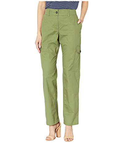 MICHAEL Michael Kors Cargo Big Pocket Pants (Smokey Olive) Women
