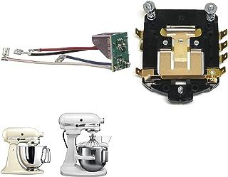 Plaque de contrôle et de phase de rechange d'origine pour robot de cuisine Kitchenaid 5KSM150, 5KSM90, 5KSM45, 5KSM156, 5K...