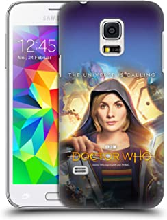 Official Doctor Who Jodie and Sonic Season 11 Key Art Hard Back Case Compatible for Samsung Galaxy S5 Mini