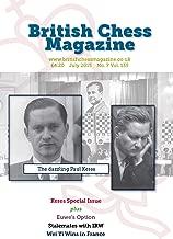 British Chess Magazine: July 2015